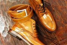 Boots / Easy alternative to everyday shoe styles. Perfect with jeans or tailored clothing.