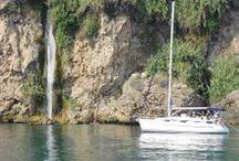 GranadaSailing Charter / Excursiones diarias en velero por la costa tropical de Granada. Daily boat trips to the tropical coast of Granada