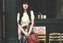 My kind of fashion c: / by Brittany Mulgado