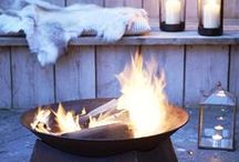flaming firepits