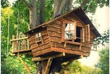Terrific Treehouses / Ultimate hide-away's. At home in nature.