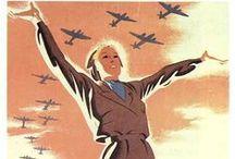 Krig No. 1 - Posters and propaganda