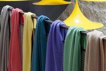 Châles / Shalws / Accessoirisez votre tenue chic ou décontractée avec un châle d'exception aux fibres rares et faites-vous plaisir avec une pièce incontournable et intemporelle : le châle Brun de Vian Tiran. / by BRUN DE VIAN TIRAN