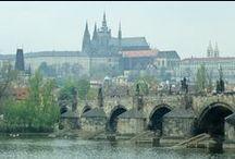 Repubblica Ceca, Praga / città molto romantica