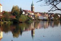 Repubblica Ceca, città di Telc / Cittadina della Moravia