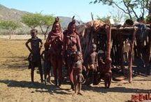 Namibia, villaggio Himba / Villaggio Himba - foto tratte dal sito www.viaggiaresempre.it
