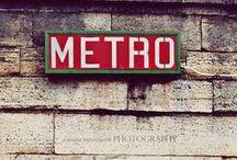 s u b w a y / #metro #tube #station