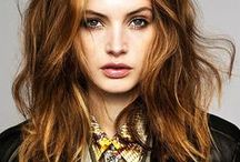 BROWN HAIR STYLES / Brown Hair Styles, Ombre, Balayage