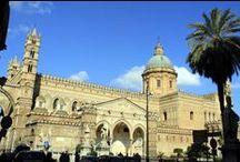 Italia, Palermo / Visita della città nel gennaio 2010