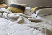 Couettes / Quilts / Suivez le guide et découvrez les coulisses de la fabrication 100% française de nos couettes en fibres naturelles. / by BRUN DE VIAN TIRAN