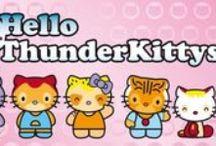 Hello ThunderKittys by Seven Hundred / http://www.bite.ca/bitedaily/2010/05/hello-thunderkittys/