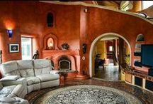 Inspirational Home Designs: Adobe & Natural Materials