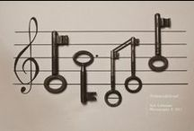 Musical Moments / Inspirational  Music  Art ,  Pictures  and  Musical Instruments
