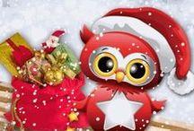 Christmas / vánoční motivy