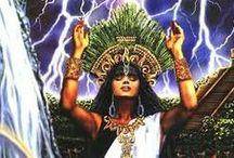 Aztec Mayan Misc