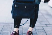 WINTER OUTFITS / Winter Outfits Inspiration from Fashion Bloggers and Streetstyle Stars