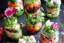 Mason Jar / Delikatessen im Glas...