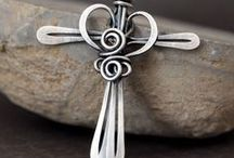 Cross my Heart / Arts & Crafts and various Natural Phenomena of Hearts and Crosses.