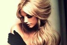 Esthetics: Hair / Hairstyles & Hair Colors