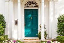 Ravishing Receptions / Reception areas,  Foyers,  Hallways,  Porches,  Verandas, Patios, Balconies,   &  Sun rooms.