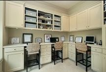 Work & Play Rooms / Games Rooms,  Studies,   Home Offices,   Home Studios  and  Craft  Rooms