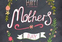 Mother's Day / DIY CRAFTS RECiPES & MORE