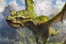 Dragons / Dragons we love on Pinterest