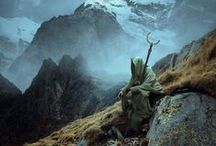 Druids & Wizards / Exciting druids & wizards we found on Pinterest