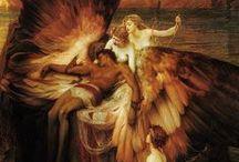 Pre-Raphaelite art / The amazing Pre-Raphaelites that have inspired so many Fantasy Artists