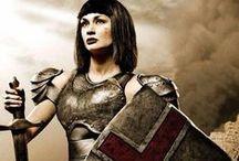 Female fantasy characters