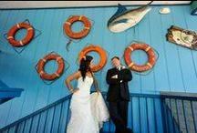 Anchors Aweigh Wedding / Kimberly and Joe celebrated their love with 270 guests in The Neptune Room on Saturday, June 18, 2016.