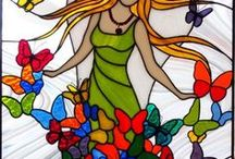 Cool Art and DIY ideas! / Street art, glass art, and all kinds of art that inspires us to create!