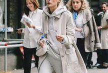 HOODIE UND SWEATER OUTFITS / How to Wear: Wie man einen Hoodie oder Sweater am besten kombiniert, zeigt euch diese Fashion-Sammlung.