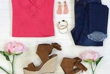 Piper Street Flat Lay Outfit Ideas