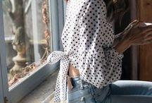 POLKA DOTS OUTFITS / Polka Dots sind der Trend der Stunde und auf diesem Fashion Board findet ihr zahlreiche Outfit-Ideen und Inspirationen wie man Polka Dots stylen und kombinieren kann. Mehr auf www.whoismocca.com