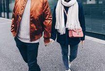 PÄRCHEN OUTFITS, LOOKS, SHOOTINGS, STREETSTYLES / Pärchen Fotos, Partnerlook Outfits, Paar Shooting Ideen und viele weitere Outfits sowie Streetstyle Looks findet ihr in diesem Fashion Board. Alle Beiträge gibt es auf www.whoismocca.com