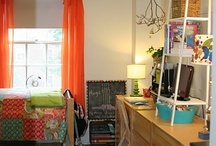 Room Decor / How to decorate your room KSU style! From creative designs to black and gold. / by Kennesaw State University Housing and Residence Life