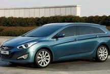 Hyundai Granada i40 CW 2013