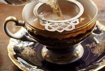 Chá...que aquece / by Achados... da Lu