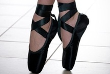 Balé...na ponta dos pés / by Achados... da Lu