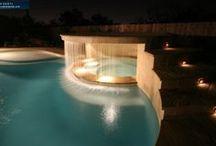 Decor...piscina / by Achados... da Lu