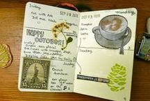 carnet de croquis / sketchbook, carnets de croquis