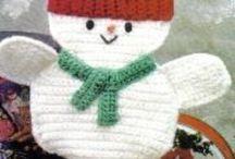 Christmas Crochet / by Rivera Gisele