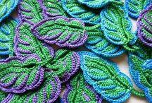 Irisch crochet figures  / by Marianne Temming
