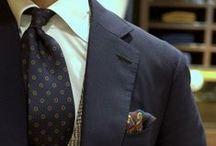Suits, jackets, etc.