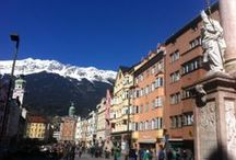 "Innsbruck - The Capital of the Alps / Official page of  Innsbruck Tourism http://www.innsbruck.info. Become a fan of our site with photos covering the city, the ""Capital of the Alps""."
