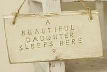 ~ for my daughters ~