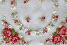 ~ embroidery, nedlework ~