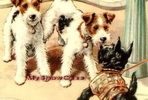 Dog Love / by Barbara Fleming
