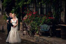Iuliana & Nicu {Wedding} / I can not tell you only that I met wonderful people, Iuliana & Nicu ; two soul mates and lots of love.